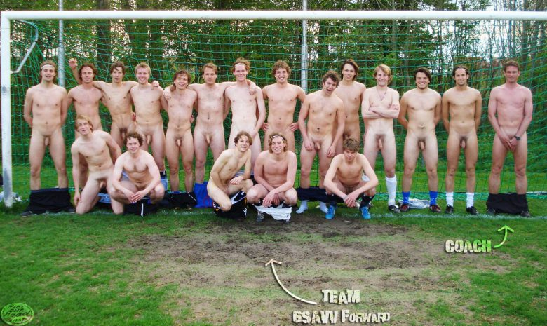 Groningen Giants nude