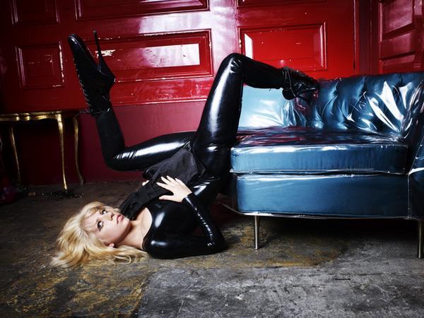 Lady GaGa for omg blog