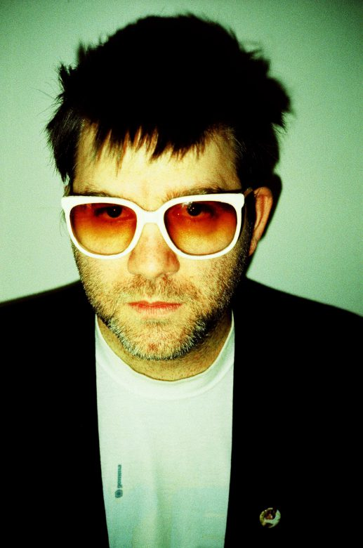 James Murphy of LCD Soundsystem for omg blog