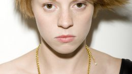 La Roux for omg blog