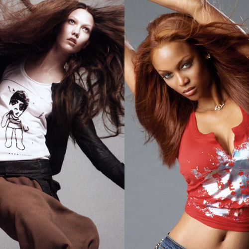 Tyra Banks Agency: OMG, Passing The Torch: Tyra Banks On Why Karlie Kloss Is