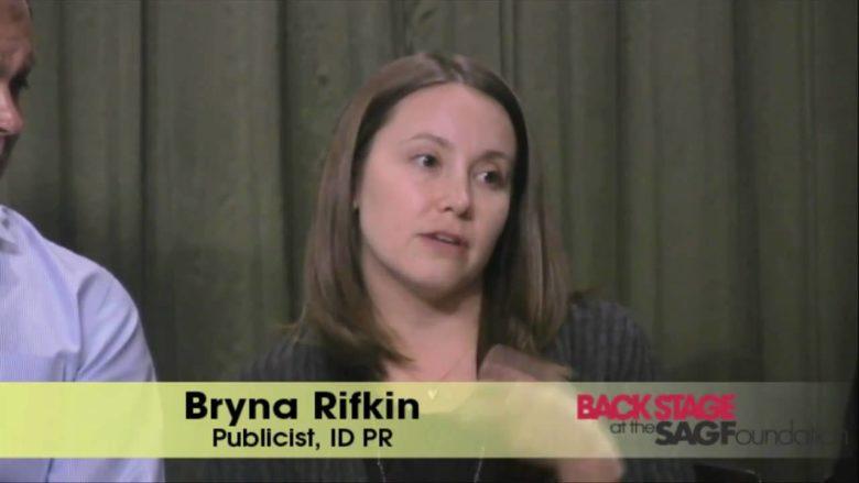 PR Bryna Rifkin