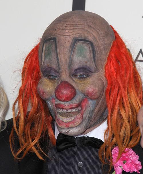 Omg Gossip Slipknot Clowns Around And Works A John Wayne