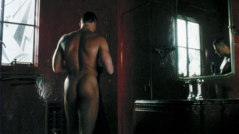 Jean claude van damn naked