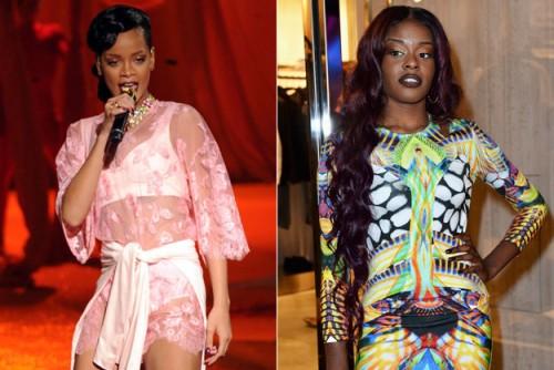Rihanna-Azealia-Banks