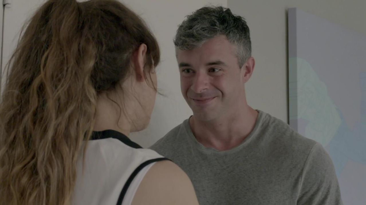 OMG, hes naked: James Cerne goes full-frontal in Youre