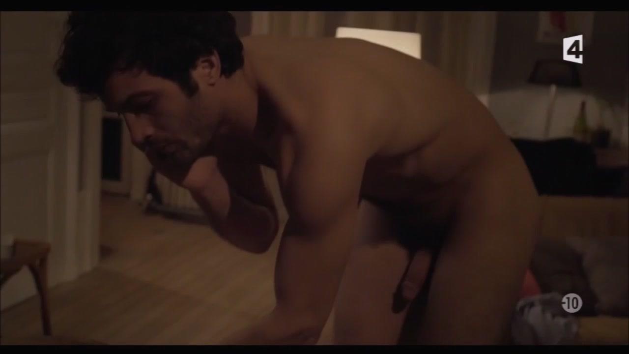 Naked korean guy