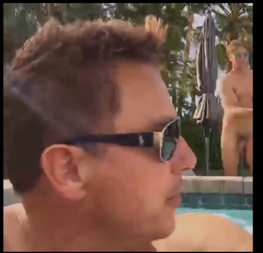 John Barrowman Nude
