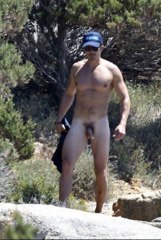 Orlando brown nude