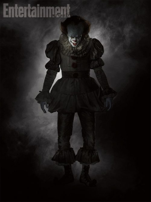 pennywise+it+remake