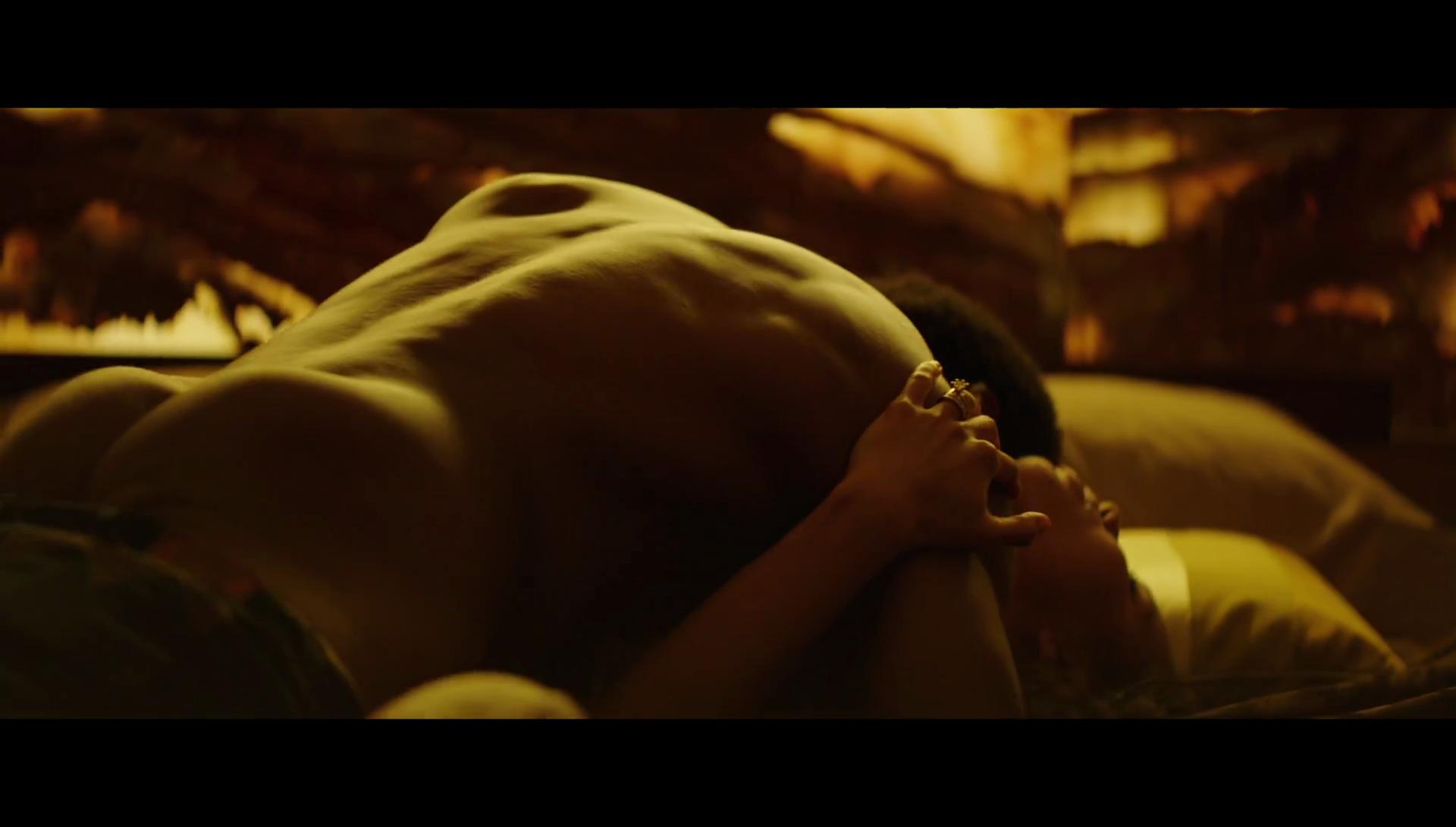 Usher nude ass butt