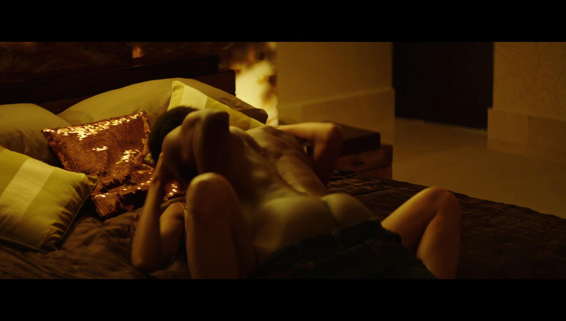 Usher butt ass naked
