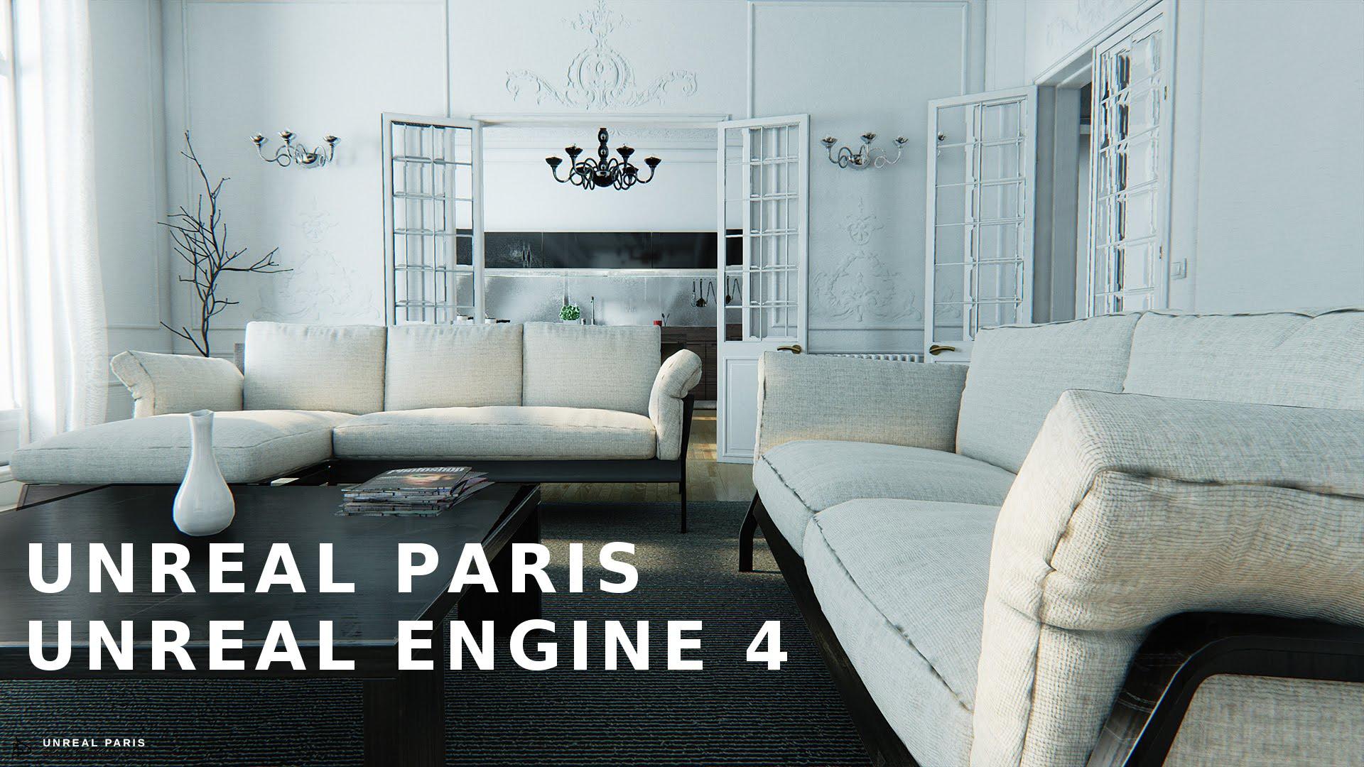 OMG, is it real: Unreal Engine 4 | OMG BLOG