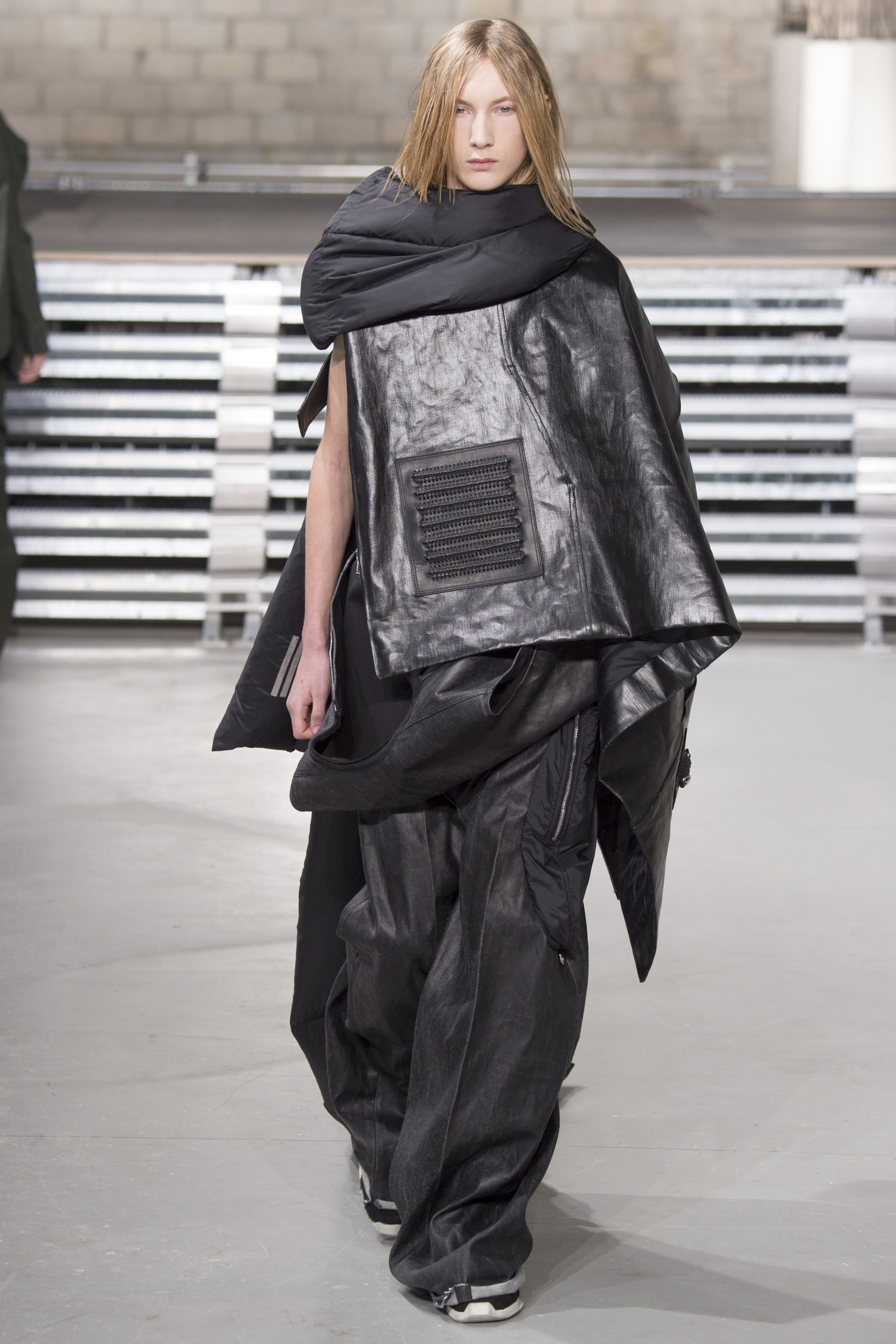 OMG, It's Called Fashion. Look It Up: Rick Owens FW17 Men