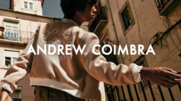 Andrew Coimbra Spring/Summer 2017 campaign