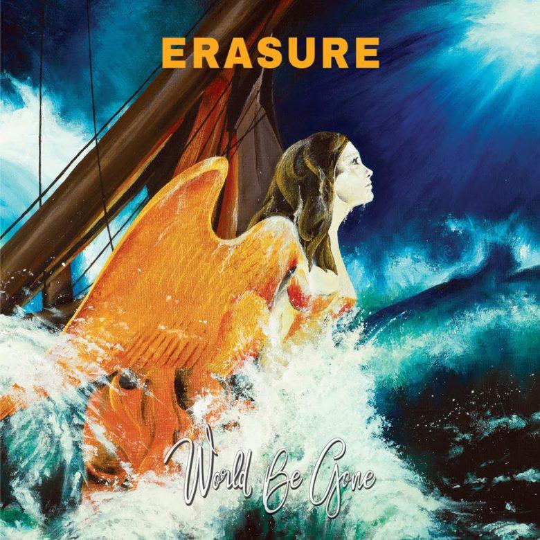 Erasure 'World Be Gone' cover art