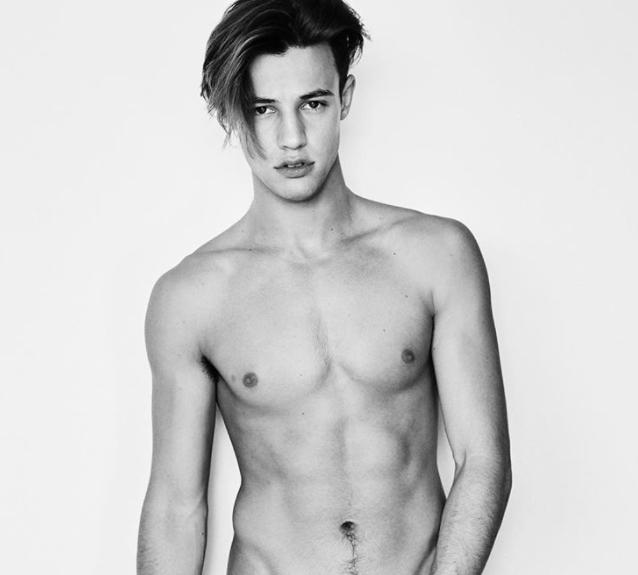 Cameron Dallas by Mario Testino