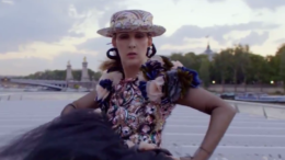Celine Dion vogue video