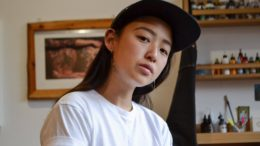 Tattoo artist Jess Chen