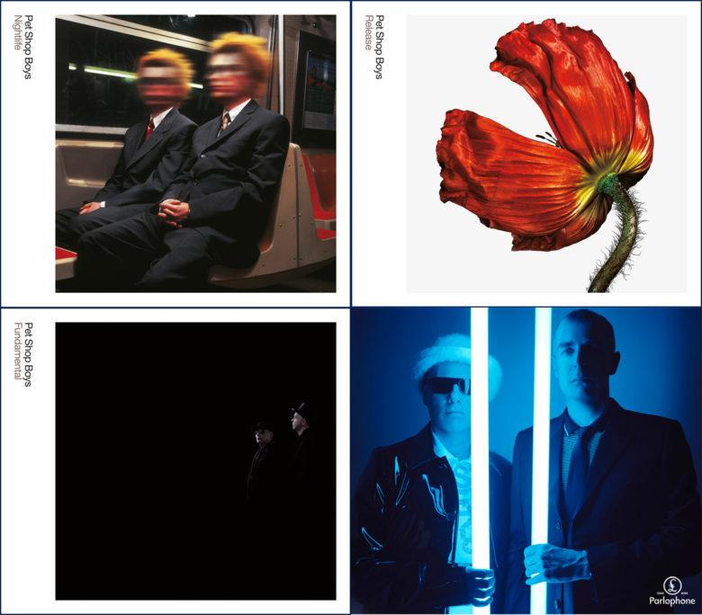 Pet Shop Boys Parlophone reissues