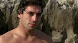 Javier Bardem in Detective y Muerte