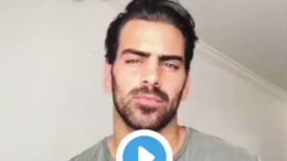 Nyle Dimarco Impeach Trump video sign language