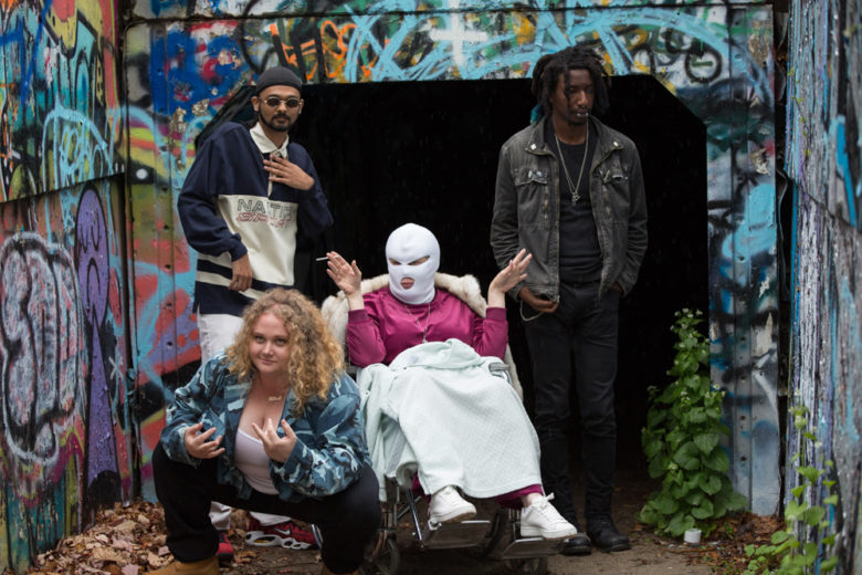 Patti Cake$ movie scene