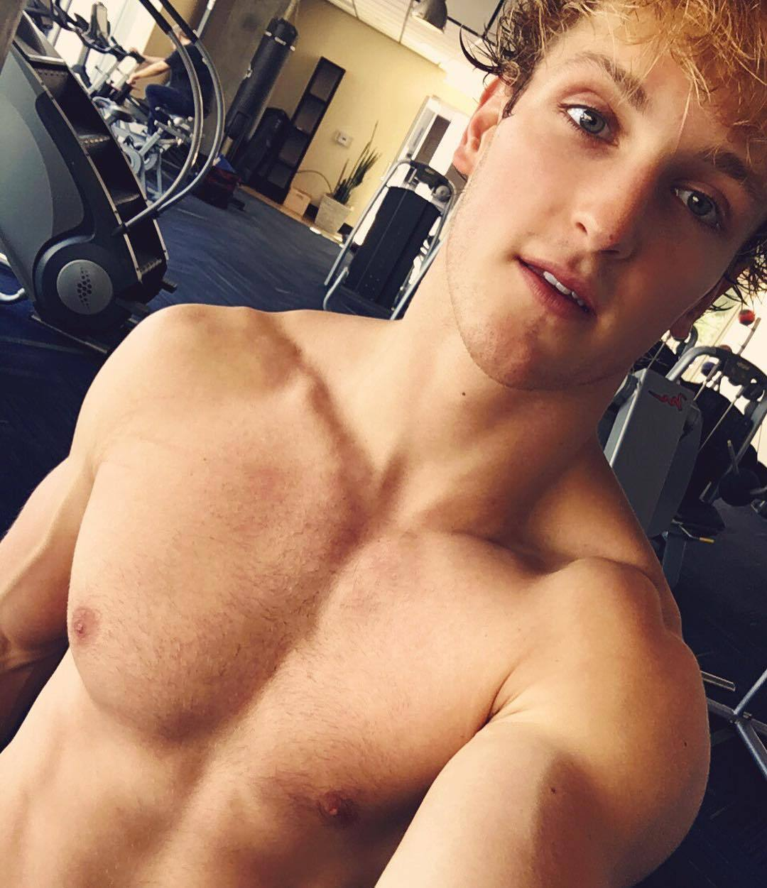 logan paul naked
