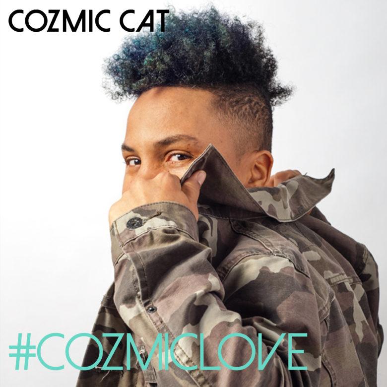 DJ Cozmic Cat #CozmicLove