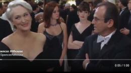 Devil Wears Prada deleted scene Meryl Streep