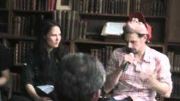 James Franco speaks about The Dangerous Book Four Boys