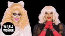 Trixie Mattel and Katya worst trips