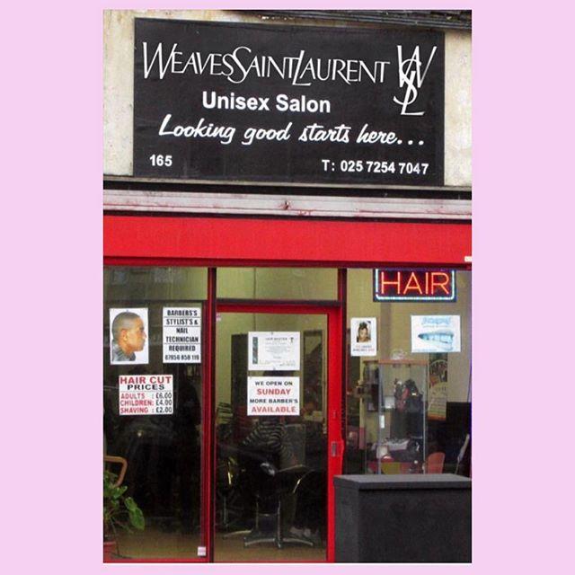 Weaves Saint Laurent salon