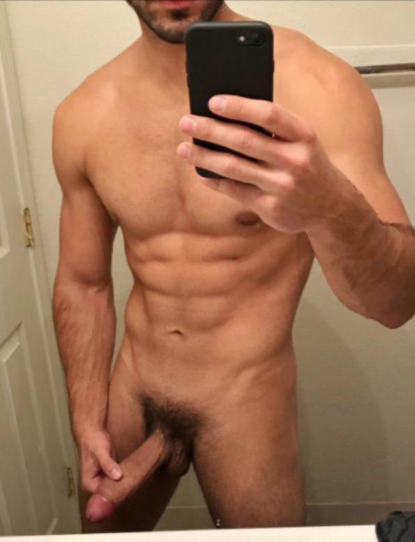 His cock can actually make me have an orgasm