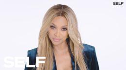 Tyra Banks runway critique real people