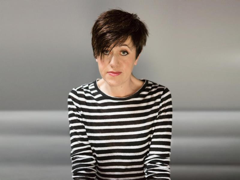 Tracey Thorn portrait