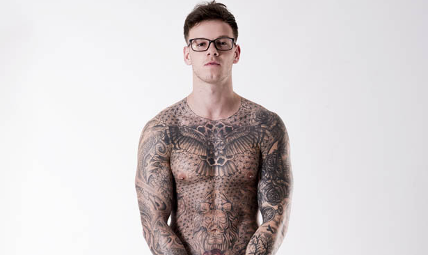 Ellis lacy nude