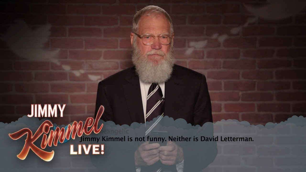 OMG, WATCH: It's Jimmy Kimmel's 50th birthday, and there's ...