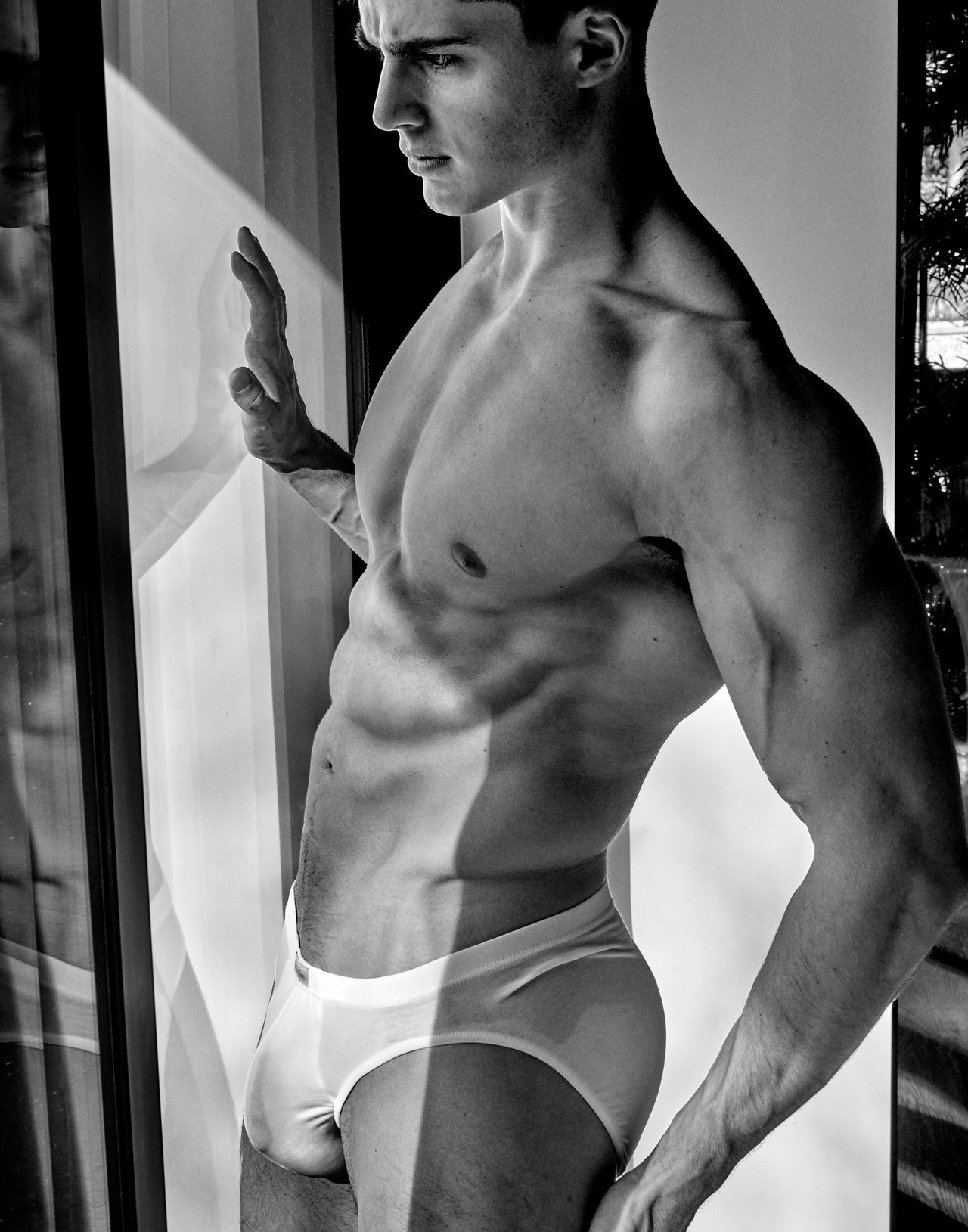 Omg New Revealing Photoshoot Surfaces With Pietro Boselli In