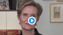 Cynthia Nixon legalize weed message