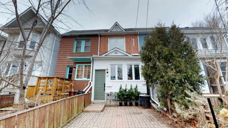 76 Seymour Ave Toronto