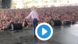 Yodelling kid at Coachella 2018