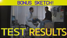 Matt and Dan test results