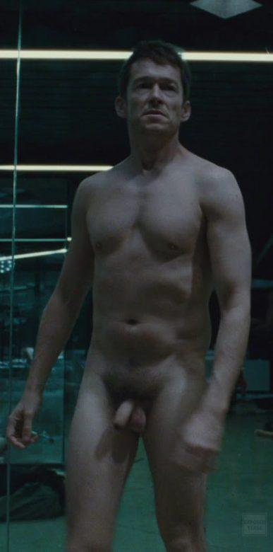 naked simon quarterman