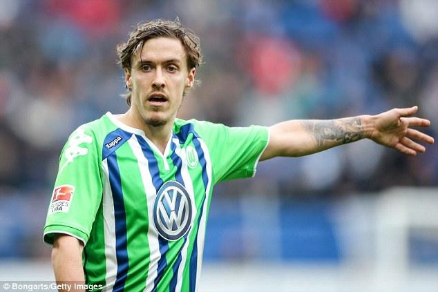 OMG, hes naked: German footballer Max Kruse | OMG.BLOG