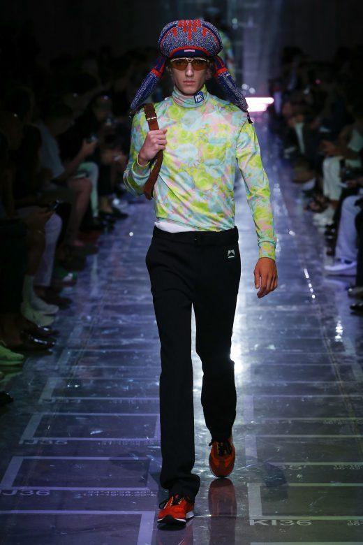 Prada Spring 2019 Men's Collection