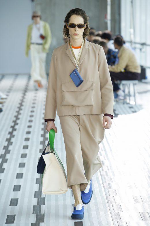 Sunnei Spring 2019 Men's Wear
