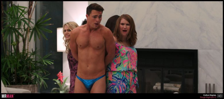 Colton Haynes Rough Night