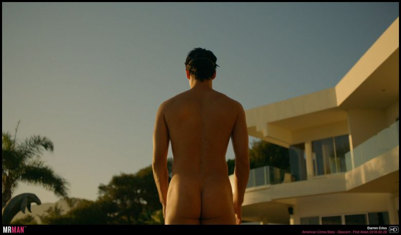 Darren Criss butt Versace