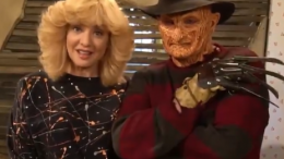 Freddy Krueger on the Goldbergs